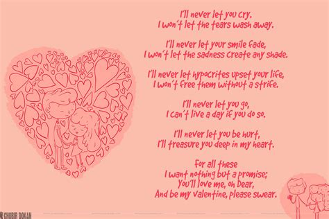 valentine poems  himher  images
