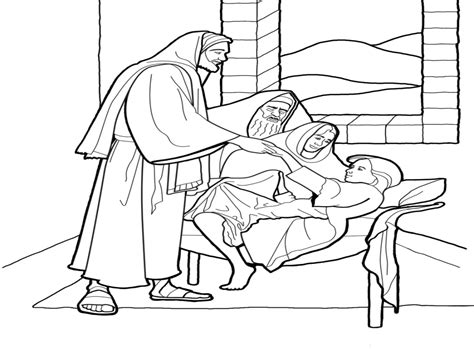 serving others free coloring pages 491 | jesus lds primary coloring pages
