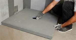 Receveur Douche Pret A Carreler : installation receveur a carreler ~ Premium-room.com Idées de Décoration