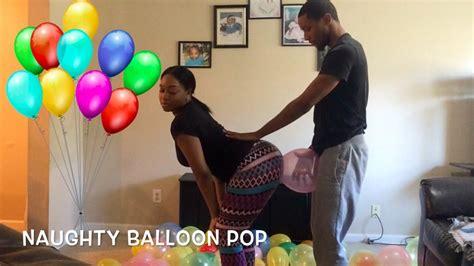NAUGHTY BALLOON CHALLENGE YouTube