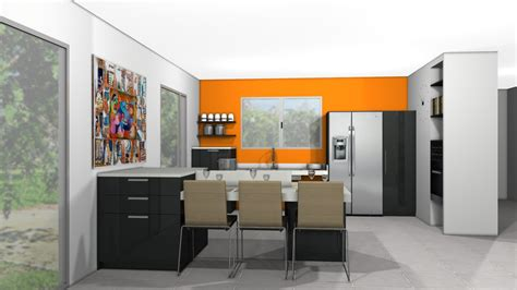 cuisine plan 3d plan cuisine 6m2 amnage cuisine 6m2 en photo cuisine 6m2