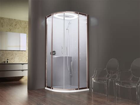 cabine doccia novellini cabine de design eon novellini 1 4 cercle 90 x 90
