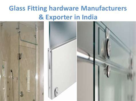 Manufacturers of Glass Door, Cabinet, Steel handles