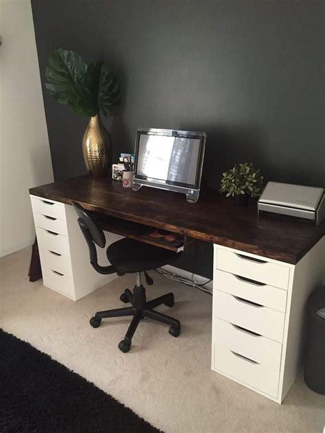 bureau armoire ikea best 20 desks ikea ideas on ikea desk desks