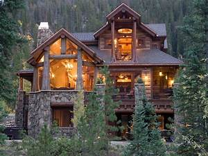 Awesome Log Cabins Most Beautiful Log Cabin Homes, dream