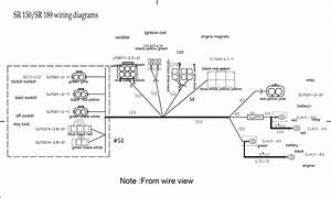 Super Pocket Bike Wiring Diagram