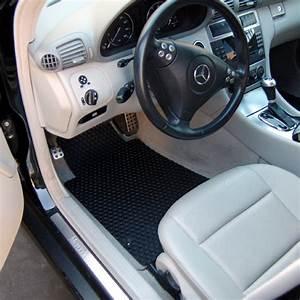 Chevrolet Blazer Custom All Weather Rubber Floor Mats