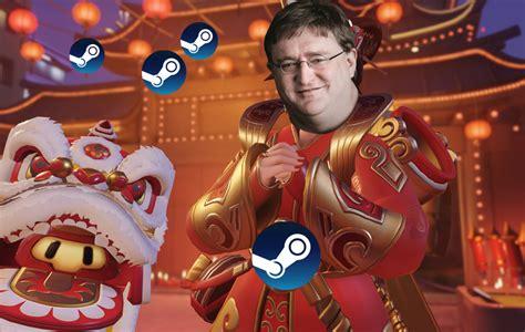 เสียทรัพย์รับตรุษจีน เทศกาลลดราคาเกม Steam Sale จะเริ่มใน ...