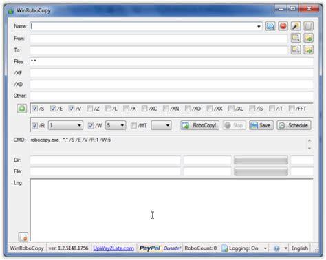 Robocopy Gui Resume by Robocopy Gui Windows 8 Ggettshows