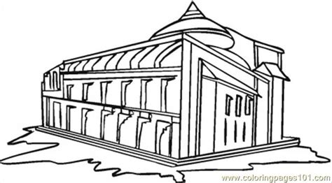 Coloring Ville by Villa Coloring Page Free Houses Coloring Pages