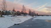 Living in Umeå, Sweden by Kim   Erasmus experience Umea
