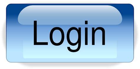 Login Button.png Clip Art At Clker.com