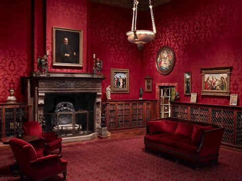 10 Phenomenal Gothic Interior Designs Orchidlagooncom