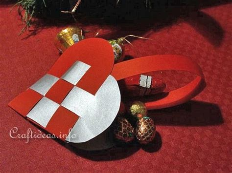 sweden christmas kids crafts paper crafts woven paper ornament