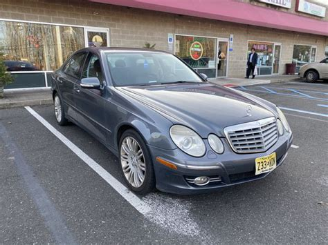 Carmanualsonline.info is the largest online database of car user manuals. 2007 Mercedes Benz E350 4Matic for Sale in New Hope, PA - OfferUp