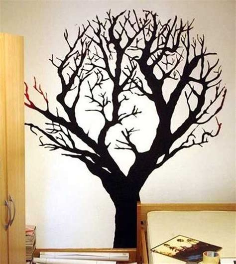Tree Wall Decor With Pictures by 24 Modern Interior Decorating Ideas Incorporating Tree
