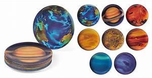 Planetary Plates - The Green Head