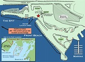 Toquart Bay wilderness RV campground&marina on the Pacific ...