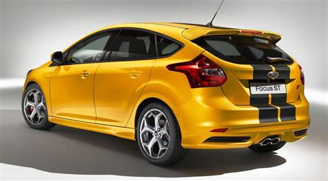 Ford Focus Extrem Getunt by 2014 Ford Focus St Gallery 513113 Top Speed