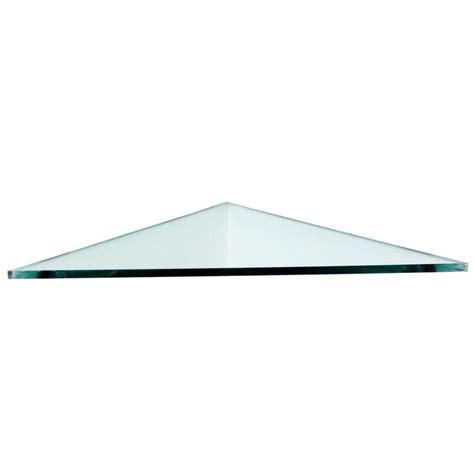glass shelf glass floating shelves brackets 18 in floating glass