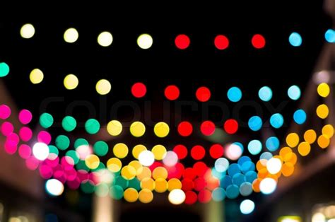 blurred photo bokeh abstract lights background