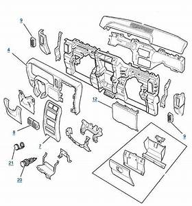 Jeep Xj Cherokee Dash Parts