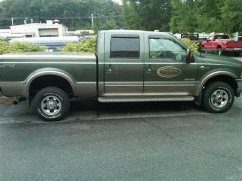 how to learn all about cars 2003 ford e series electronic toll collection find used 2003 ford f350 king ranch model 4x4 diesel 62k miles 4 door 4x4 green all stock in