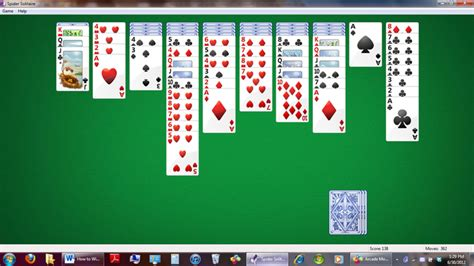 two suit spider solitaire tip 2 and 3 how to win 4 suit spider solitaire