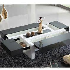 Table Basse Multifonction : table basse design relevable et transformable akila ~ Premium-room.com Idées de Décoration