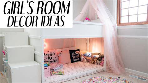 Kids Room Decor Ideas For Girls L Xolivi Youtube
