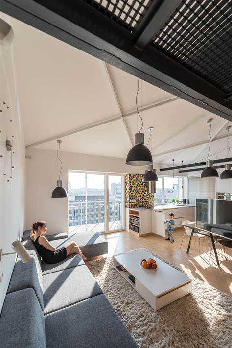 loft design   family   clever    space