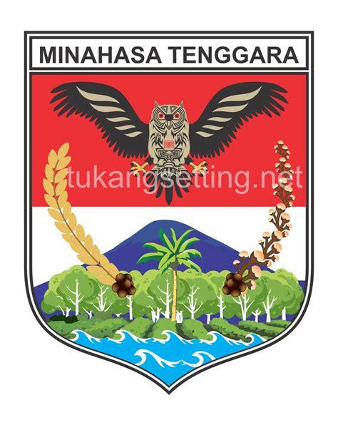 logo minahasa tenggara jasa desain grafis indonesia