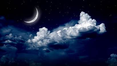 Sky Night Wallpapers Starry Title