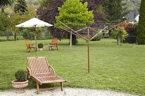 Wäscheschirm Linowood 500 Eco Perfect Aus Bambus Mit