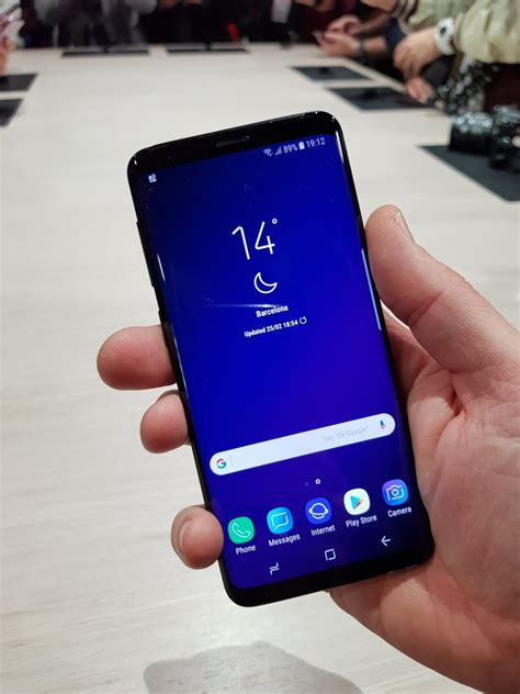 samsung galaxy s9 samsung galaxy s9 price specs and best deals