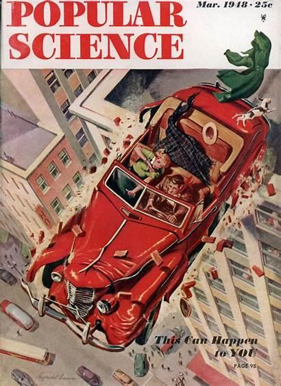 Popular Science 1948 Future Issue True Crime