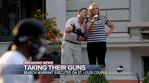 ABC World News Tonight with David Muir - Search warrant ...