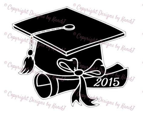 Grad Cap Clip Graduation Cap 2015 Clipart