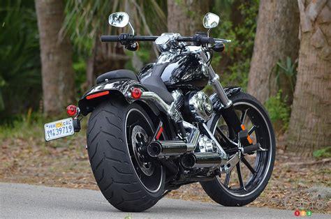 2013 Harley-davidson Breakout Review