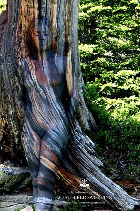 amazing body art illusions      wow