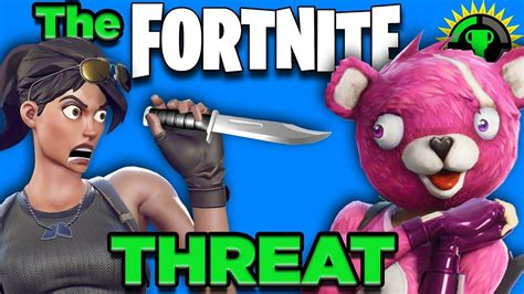 game theory  fortnite   violent fortnite
