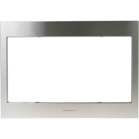 monogram  trim kit  select monogram microwaves