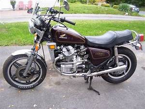 Honda Cx500 C Motorcycle 1979