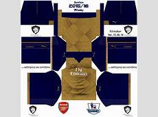 Collections Kits Arsenal 201516 kits & logo