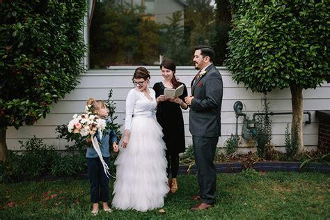 sample wedding ceremony script   modern family