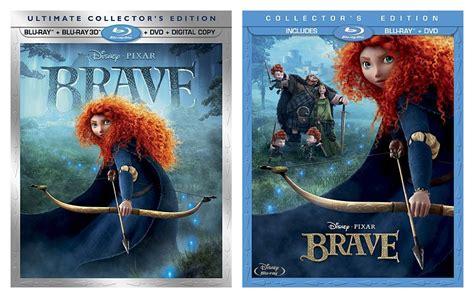 Brave Blu-Ray & DVD Details   Pixar Post
