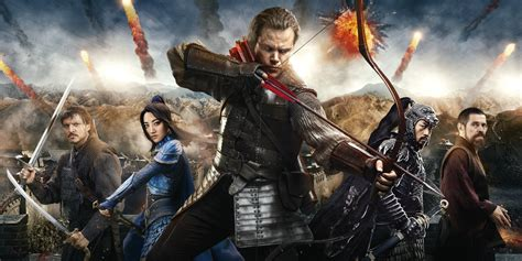 Review The Great Wall  Geeks Under Grace
