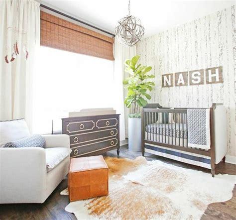 idée chambre bébé garcon déco mur chambre bébé 50 idées charmantes