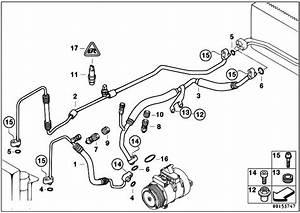 Original Parts For E65 745i N62 Sedan    Heater And Air