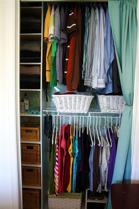 interior design interesting small closet with shelves and